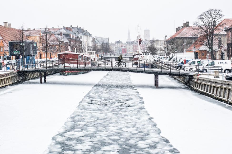 frederiksholms kanal frossen