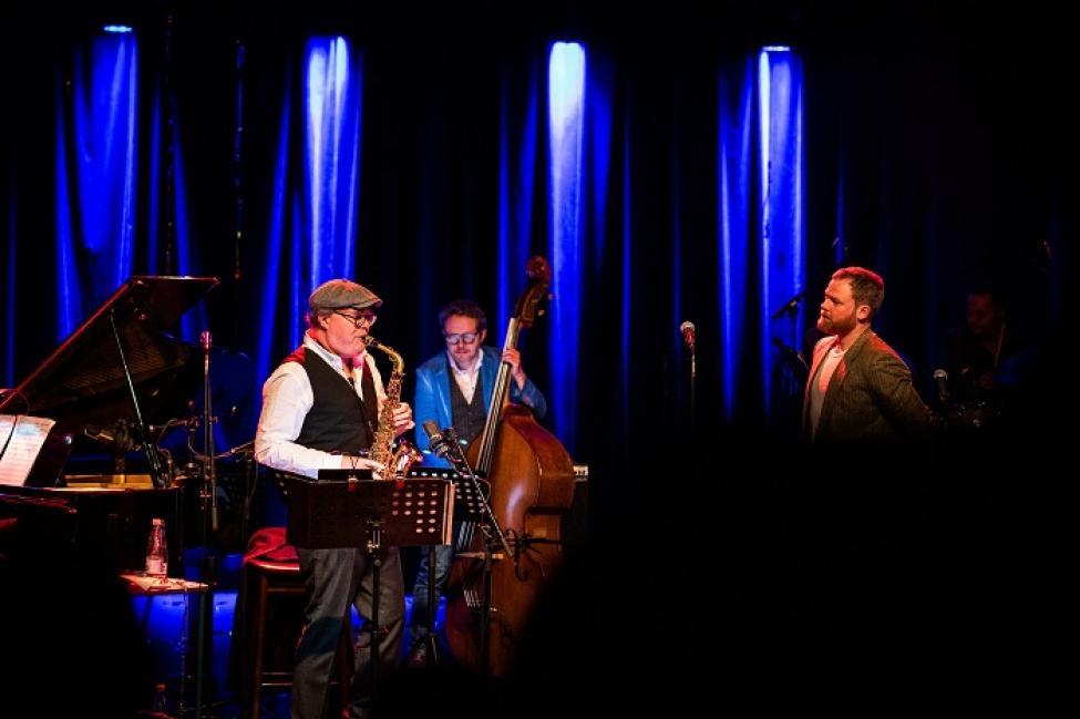 Benjamin Koppel Jazz Galla: Celebrating Stevie Wonder 70 Years