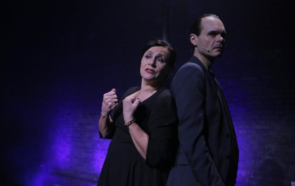 Piaf & Aznavour - Hymne til kærligheden