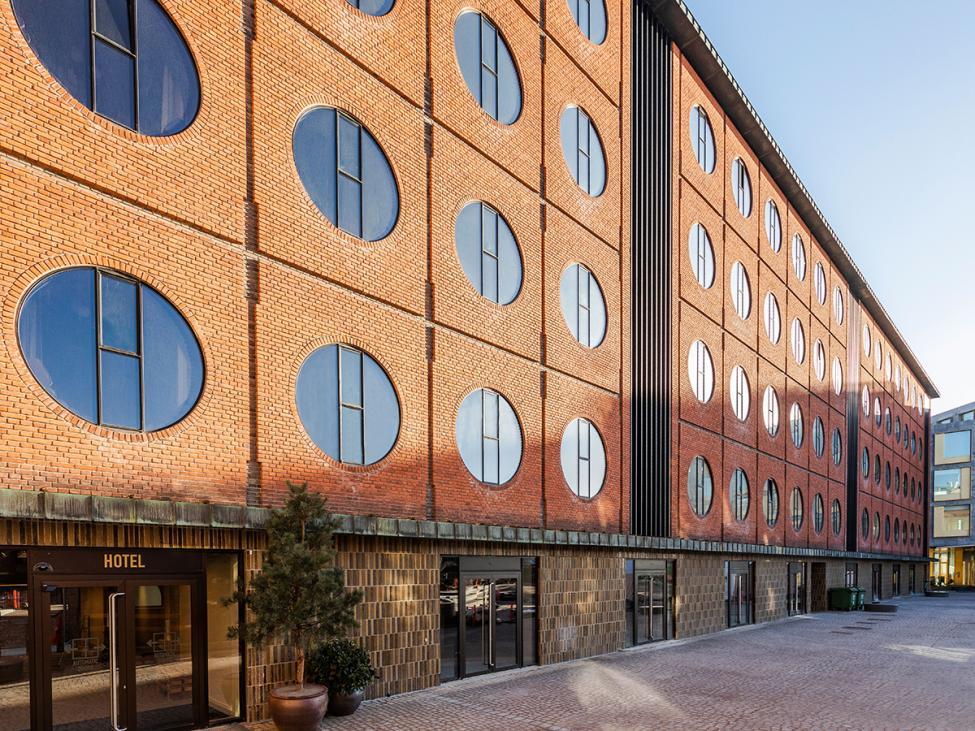hotel ottilia carlsberg byen