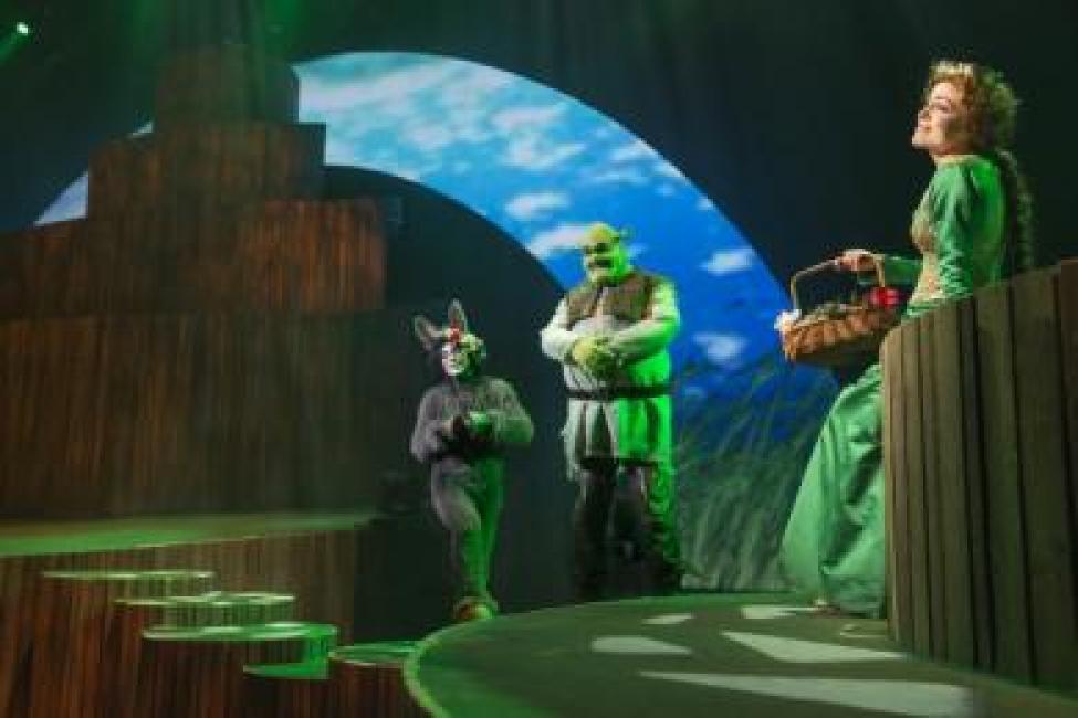 Shrek the musical magasinet kbh - Anne de shrek ...