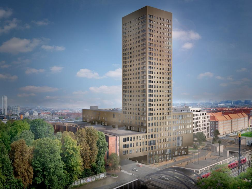 Bohrs Tårn Carlsberg