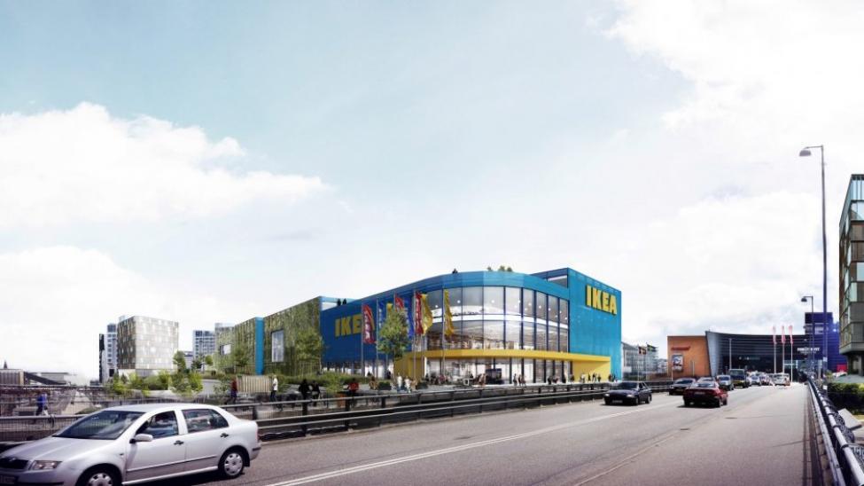 IKEA vesterbro dybbølsbro fisketorvet