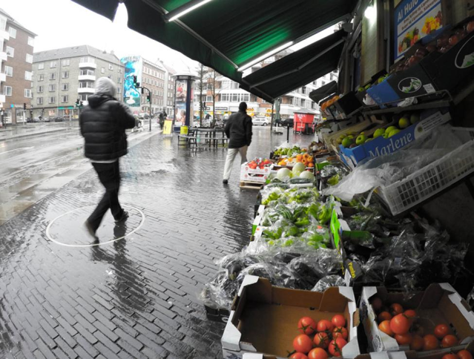 grønthandler frederikssundsvej