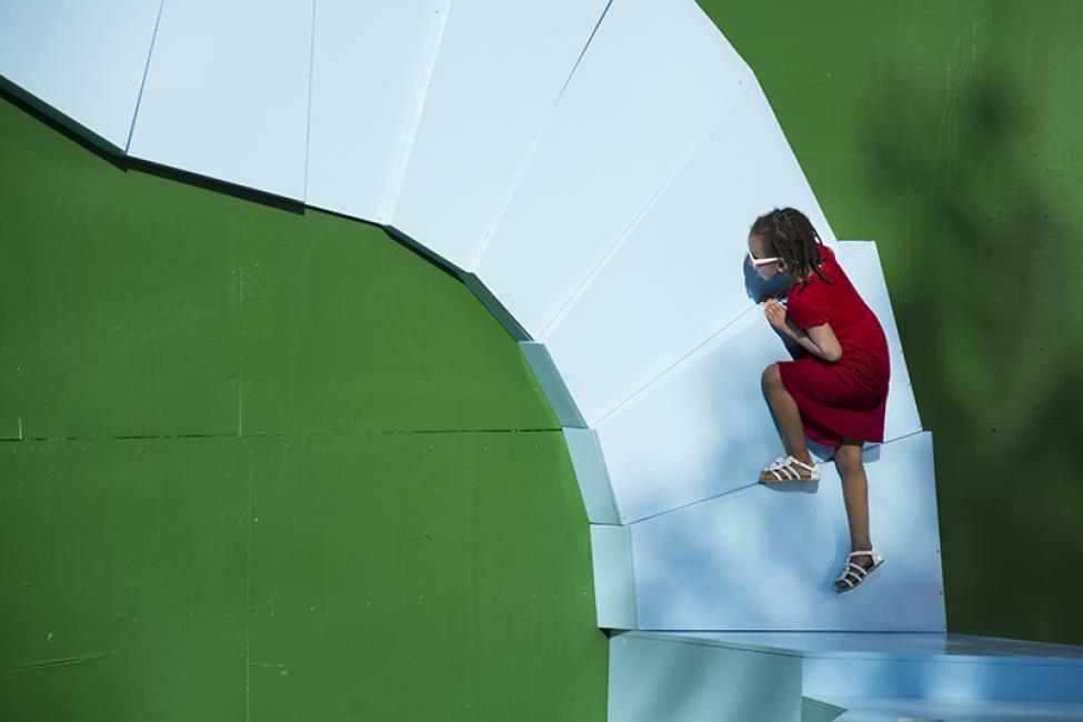 stairway Izabela Boloz