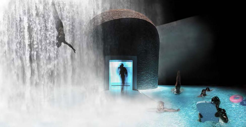 art swim interiør papirøen