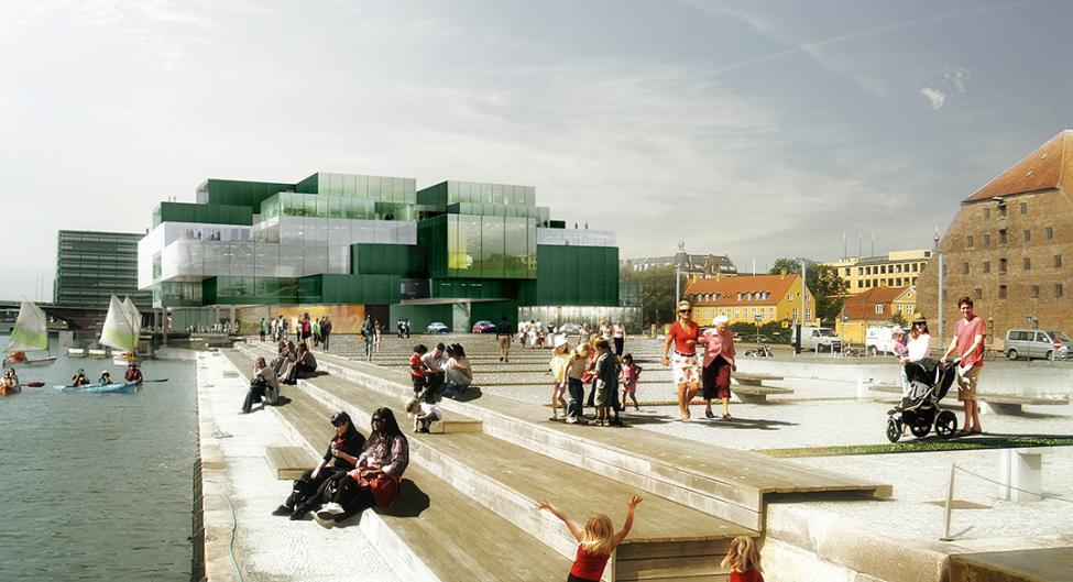 blox havnepromenade