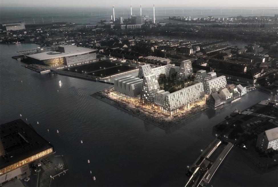 papirøen københavns haller cobe