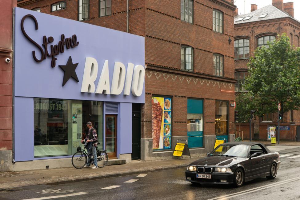 stjerne radio gasværksvej