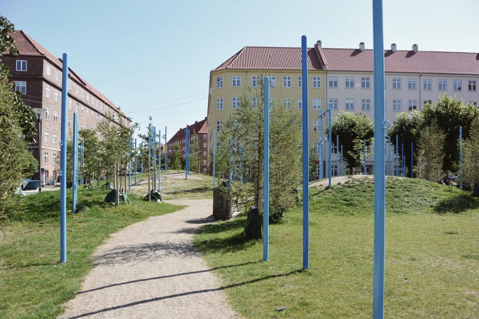 aktivitetsplads guldbergsgade