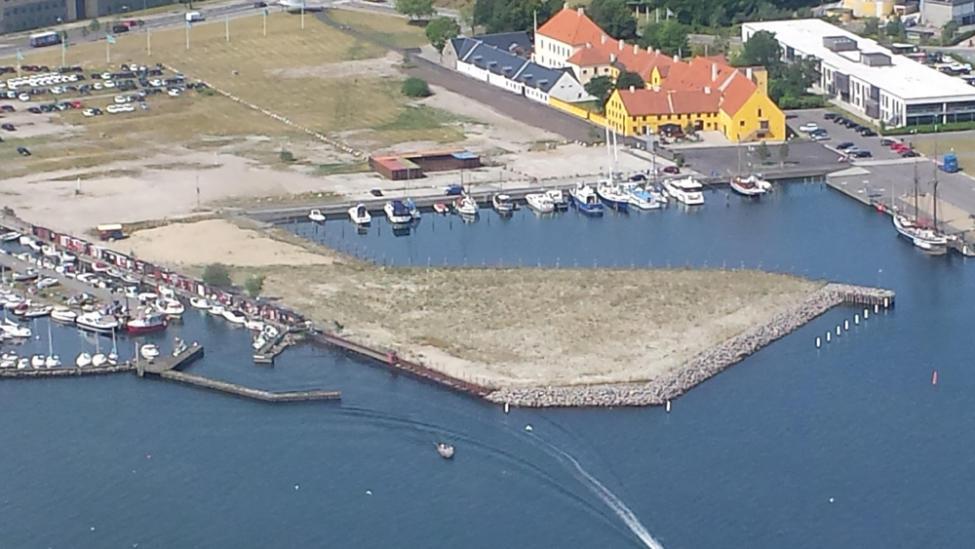 kastrup havn ferring site