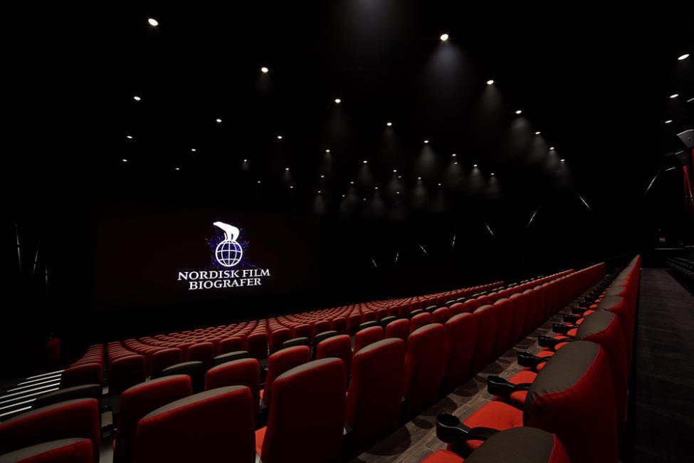 Nordisk Film Biografer Field's biografsal