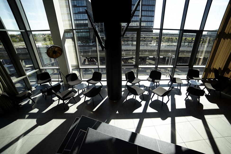 Nordisk Film Biografer Field's lounge