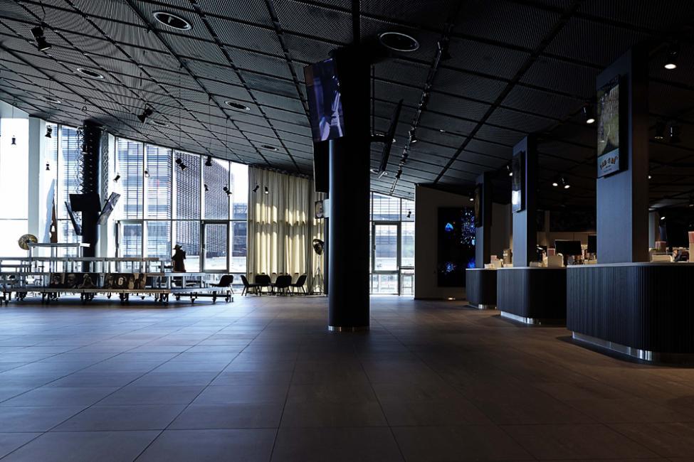 Nordisk Film Biografer Field's foyer
