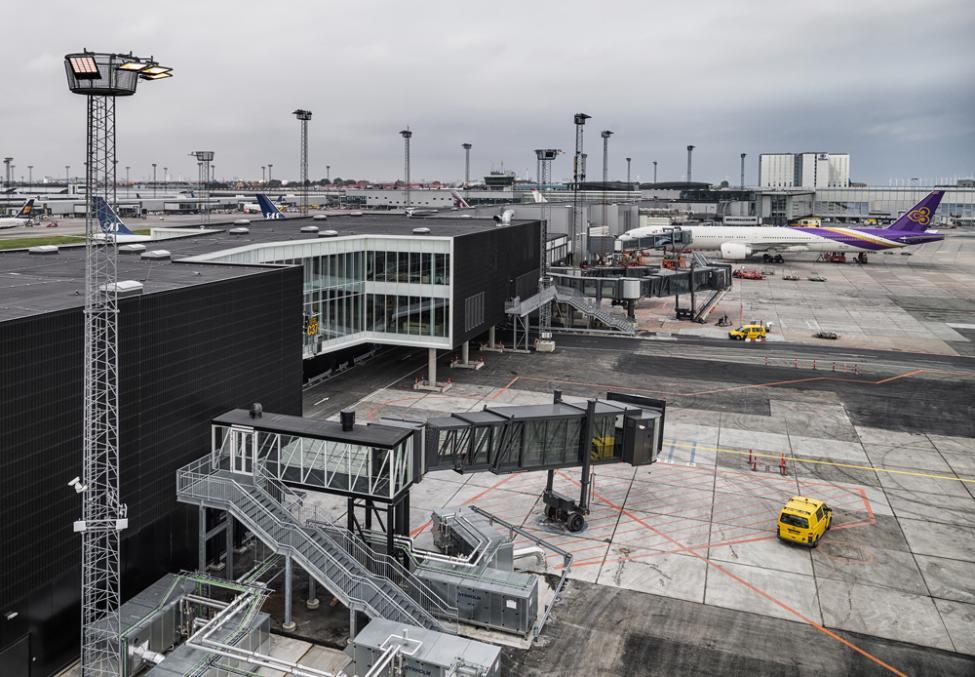 københavns lufthavn schmidt hammer lassen