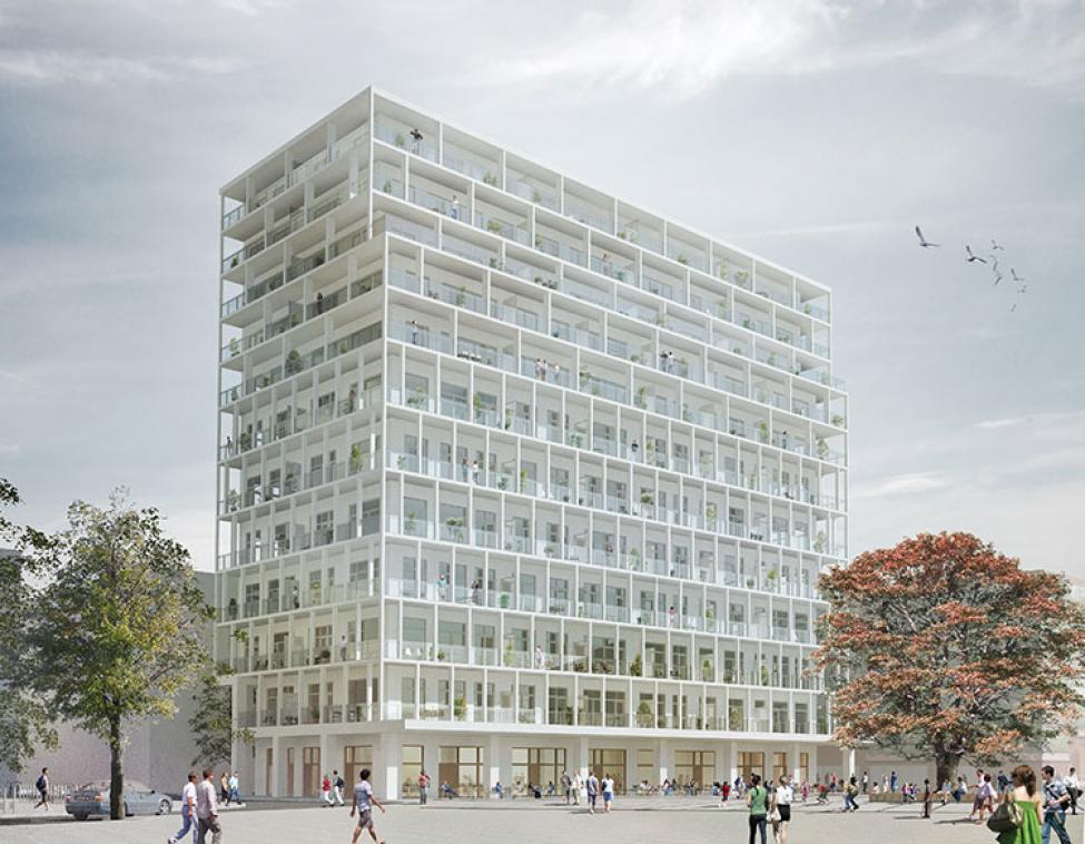 Frihavns Tårnet Nordhavn Praksis