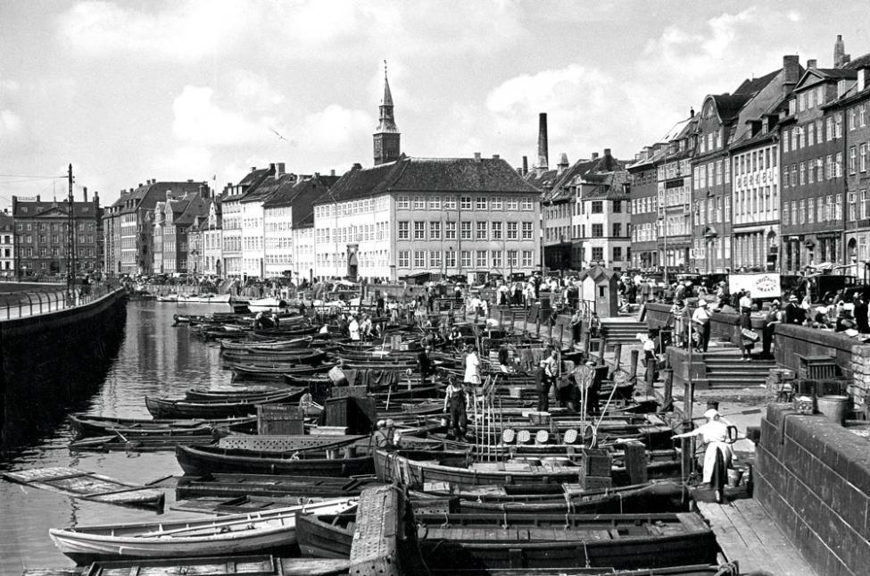 Gammel Strand 1937