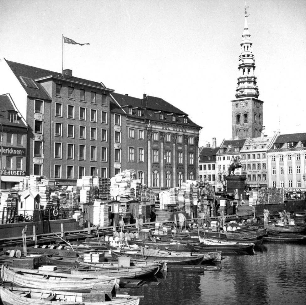 Gammel Strand 1947