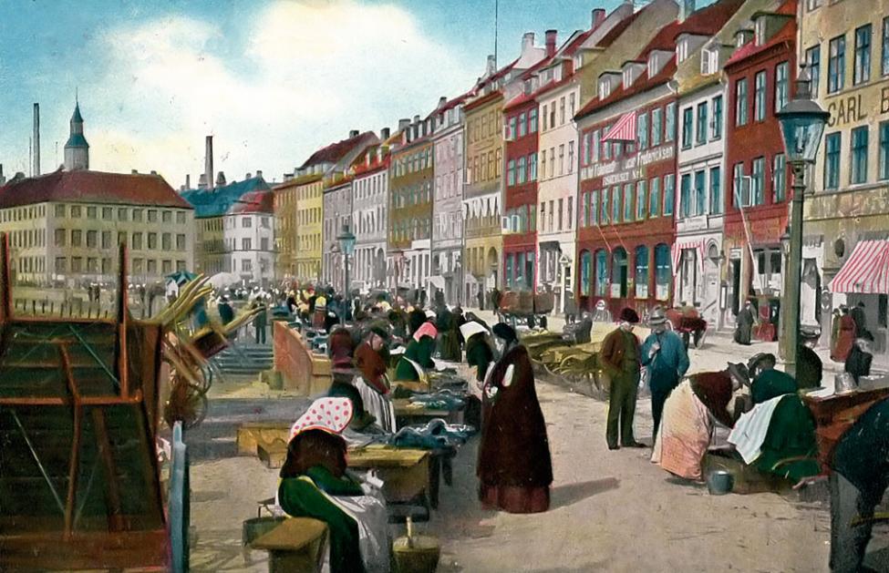 Gammel Strand 1905