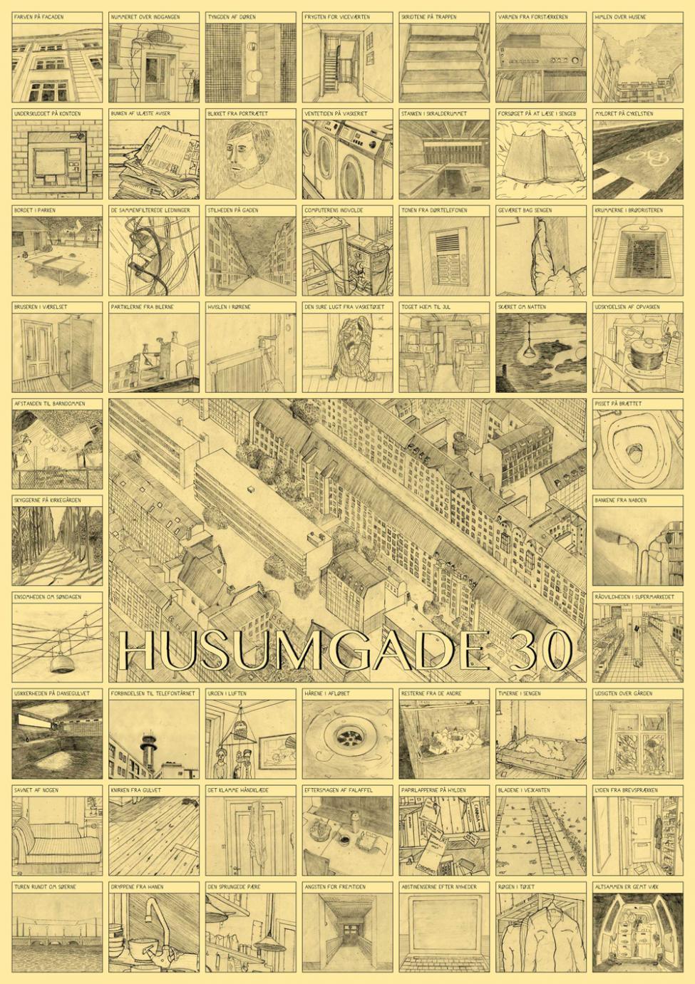Bue B Husumgade 30 full