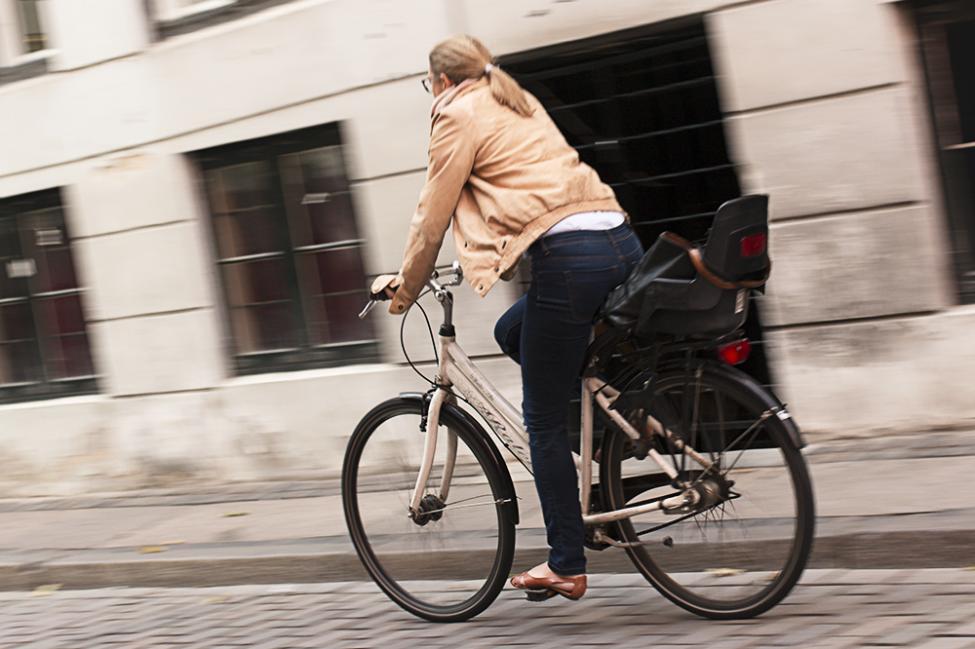 niels hemmingsensgade cyklist