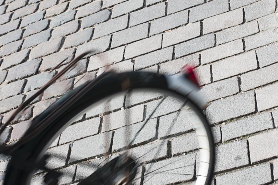 cykelvenlige belægningssten