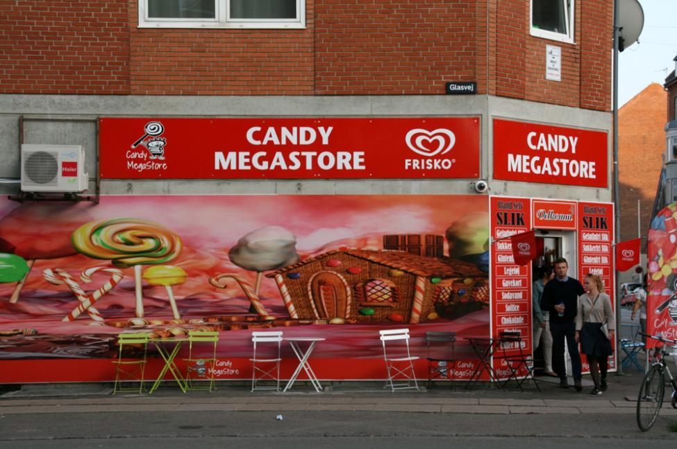 Candy Mega Store Frederikssundsvej