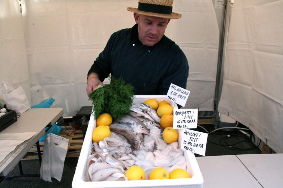 kødbyen mad marked