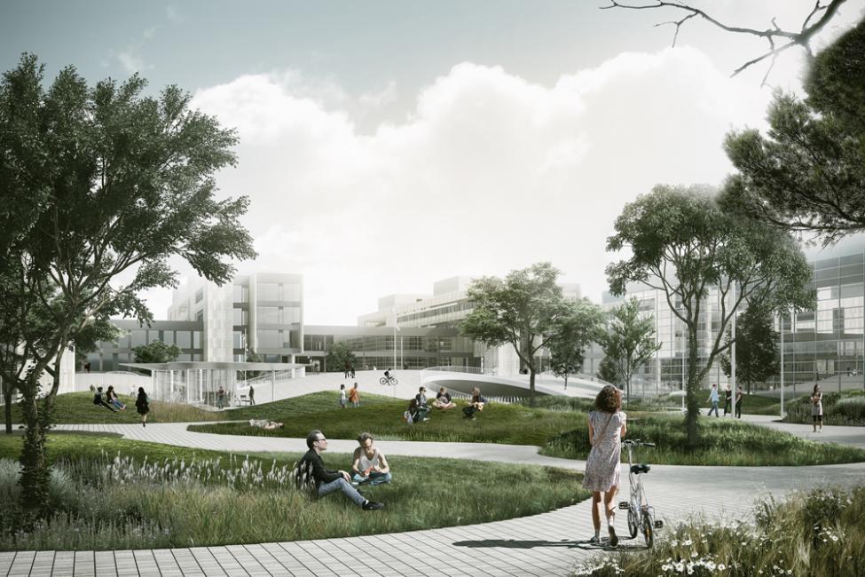 cobe københavns universitet amager