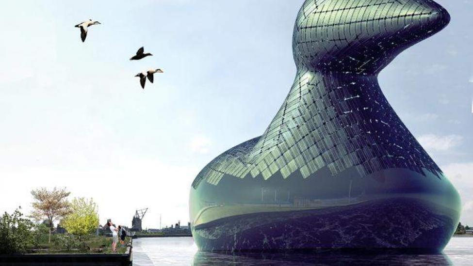 Land Art Generator Initiative Copenhagen