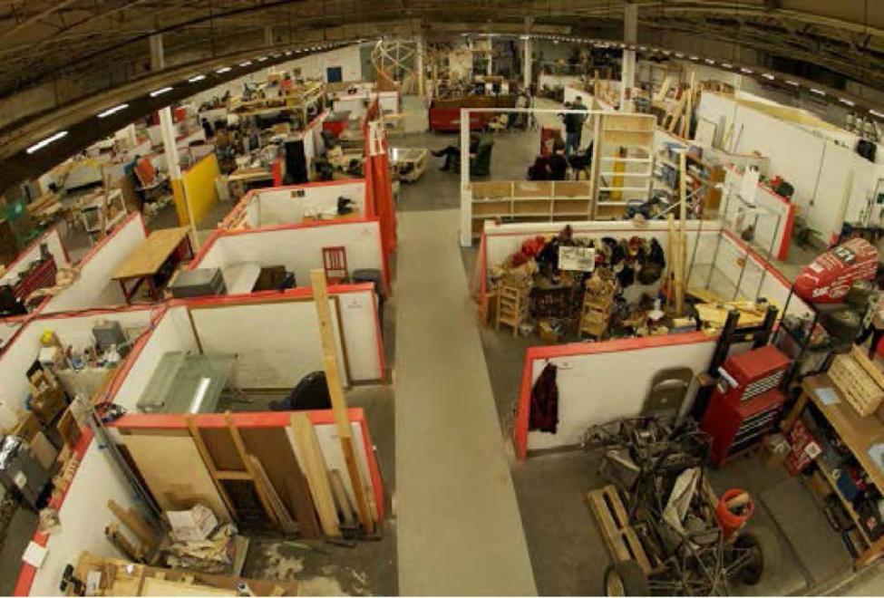 maker space papirøen