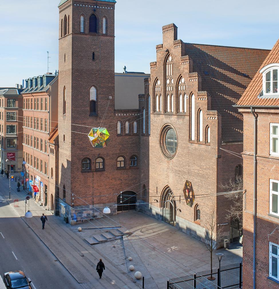maria kirkeplads prisme oversigt
