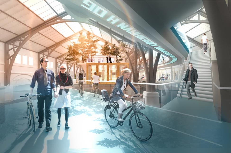 cph bike station mutopia