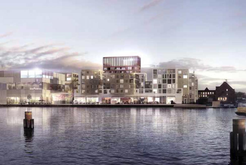 papirøen holscher nordberg plyform ubla havnefront