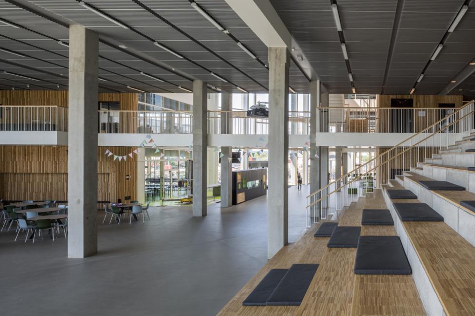 skolen i sydhavn aula