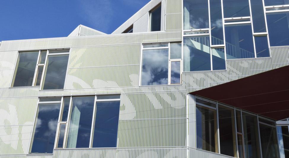 skolen i sydhavn facade