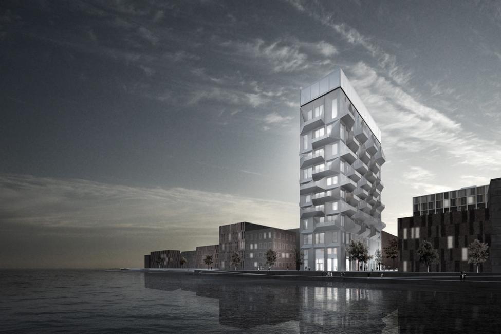 The Silo Nordhavn Cobe