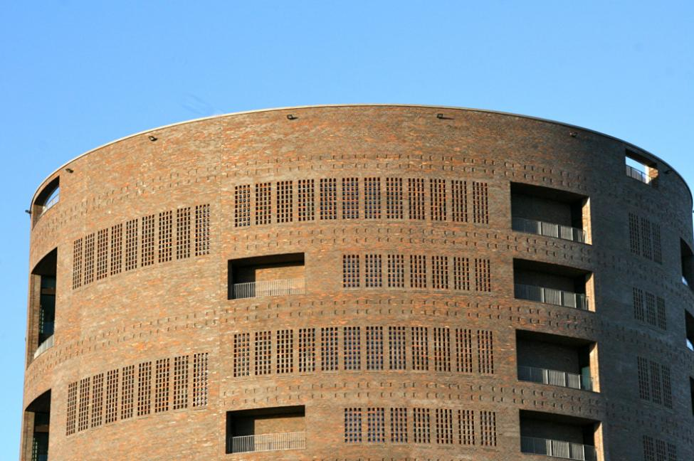 tranberg arkitekter trafiktårnet øst