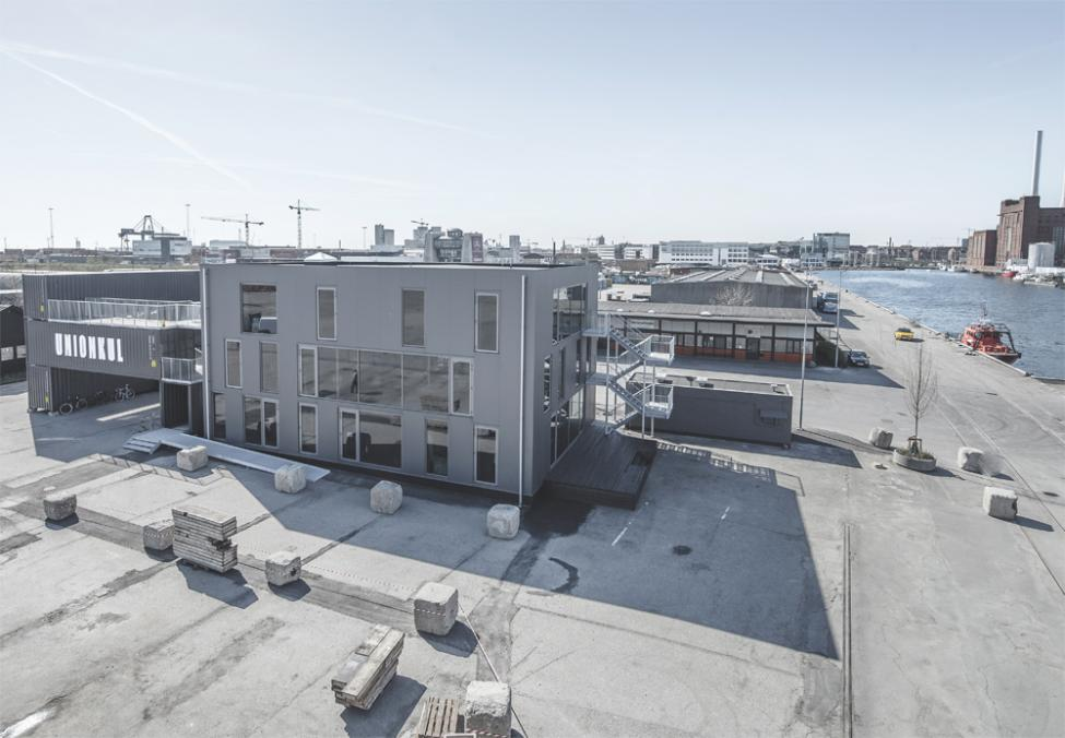 containerhus skudehavnsvej