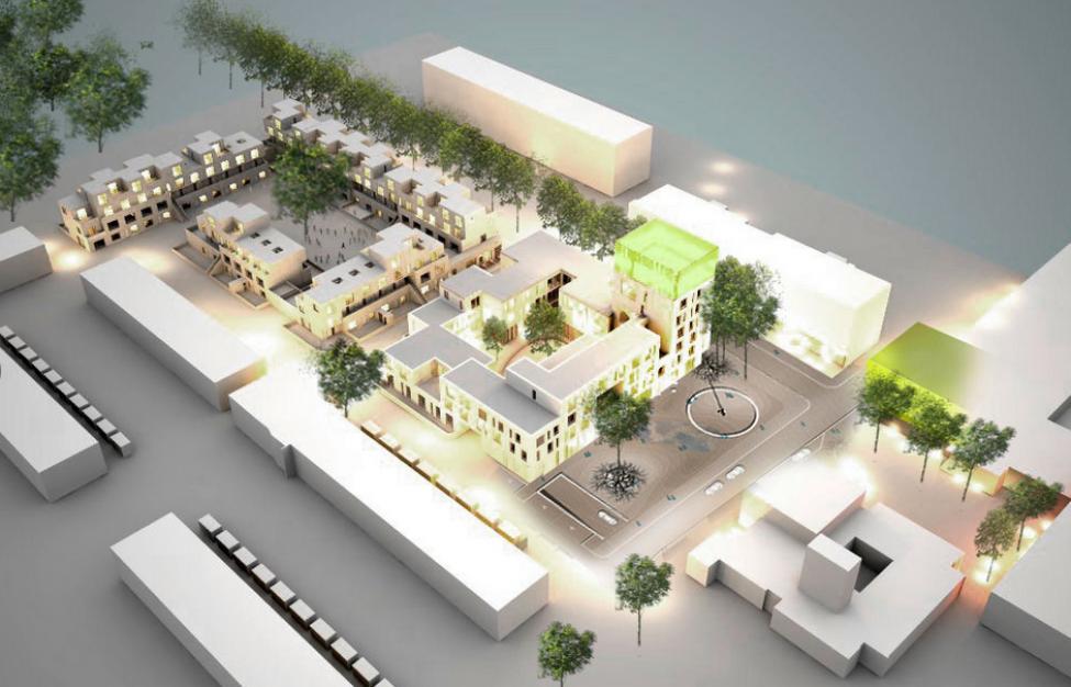 urbanplanen solvangkvarter
