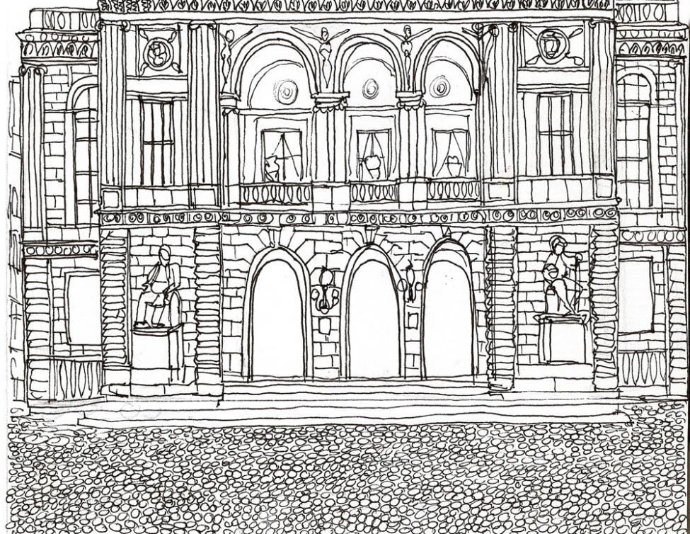 det kongelige teater stine reintoft
