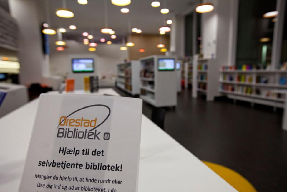 nørrebro bibliotek åbningstider