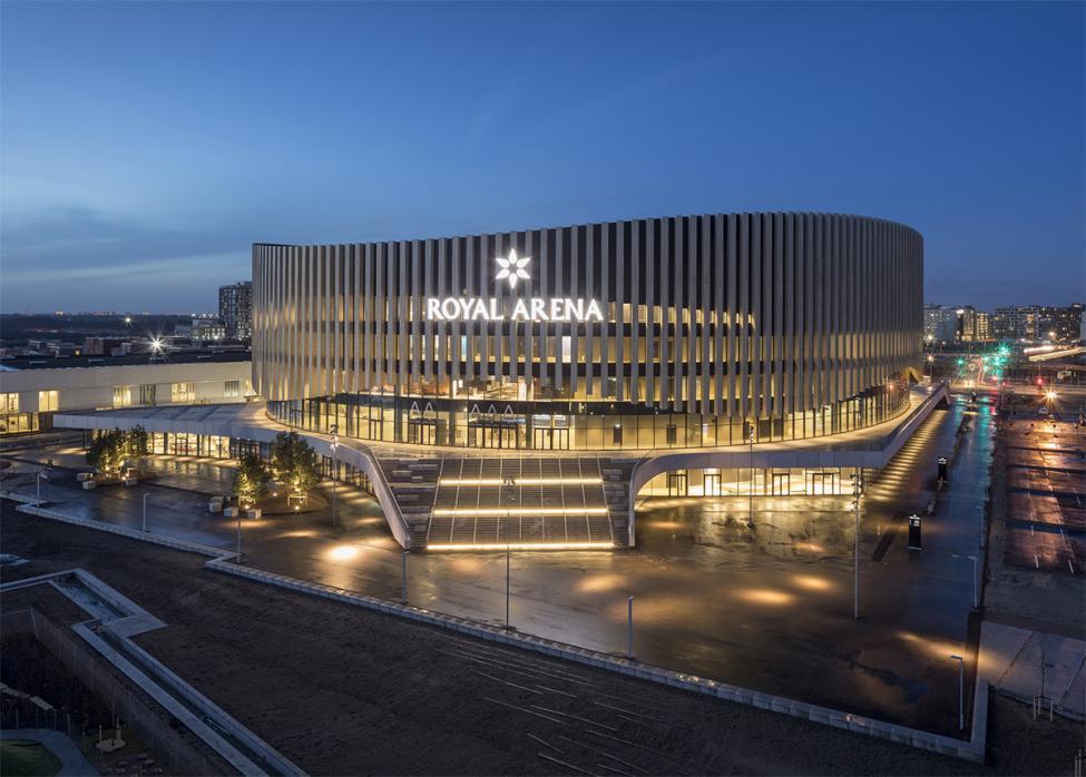 copenhagen arena ørestad syd