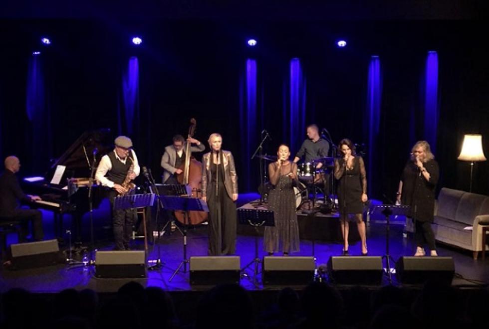 Benjamin Koppel Jazz Galla: Tribute to Whitney