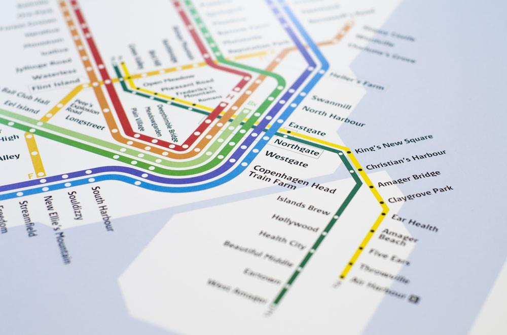 metro københavn stationer