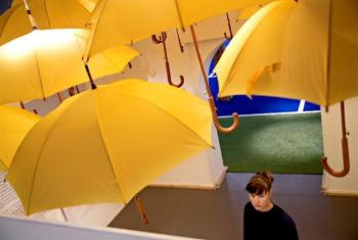 Udstilling på Dansk Arkitektur Center