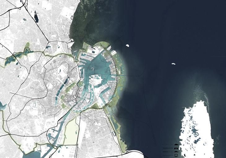 CPH archipelago